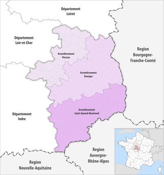 departement cher wikipedia