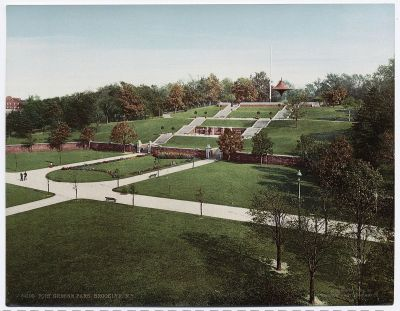 Fort Greene Park - Wikipedia