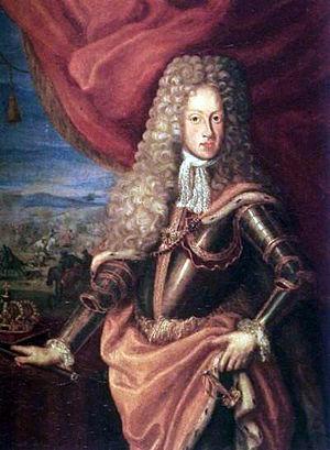 Joseph I, Holy Roman Emperor.