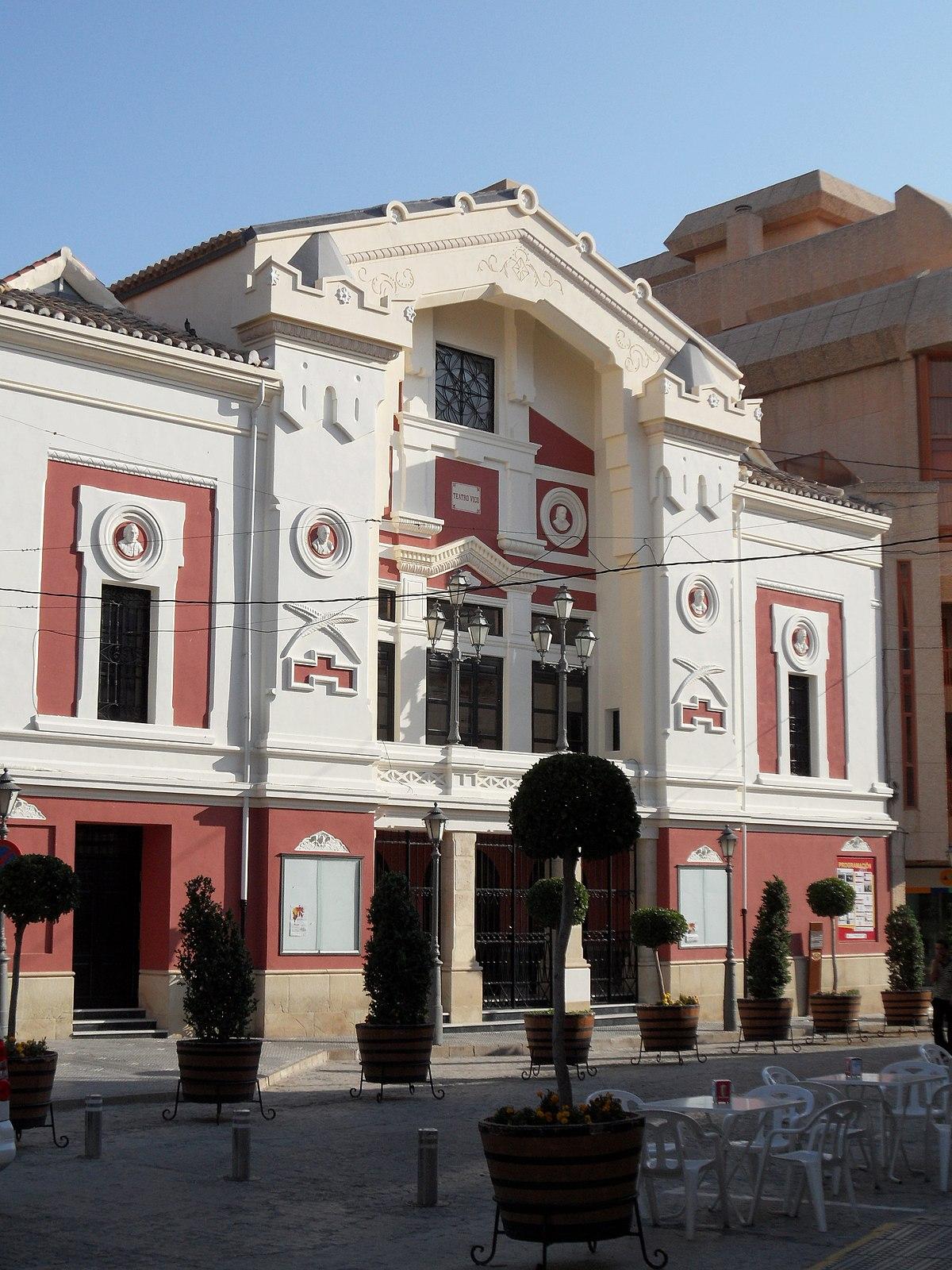 Teatro Vico Wikipedia La Enciclopedia Libre