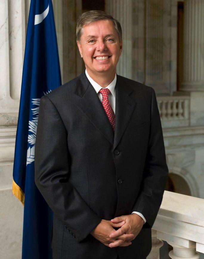 Lindsey Graham, US Senate Portrait