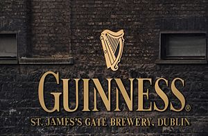 The St. James's Gate Brewery, Dublin, Ireland