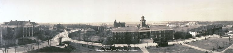 Tuskegee campus, 1916