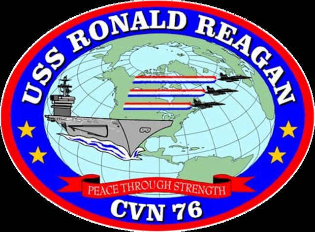 USS Ronald Reagan COA.png