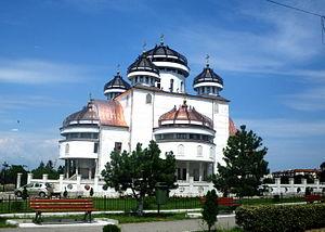 Mioveni- Arges County Romania Church