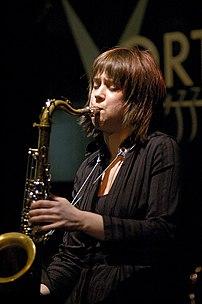 Ingrid Laubrock