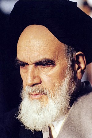 English: Ruhollah Khomeini فارسی: امام خمینی ر...