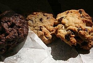 Chocolate Chocolate Chip, Oatmeal Raisin, Choc...