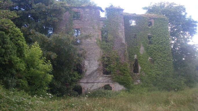 Marblehill House Ruins