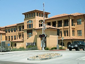English: The headquarters of Netflix in Los Gatos.