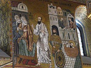 Paul in Damascus