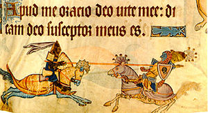 English: Richard versus Saladin Česky: Souboj ...