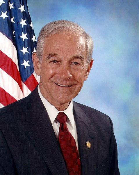 File:Ron Paul, official Congressional photo portrait, 2007.jpg