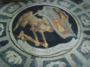 Santa Maria del Popolo in Rome, Italy: Chigi c...