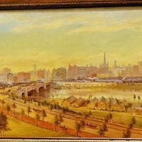 """""""Melbourne"""", 1905 by Laurence William Wilson"""