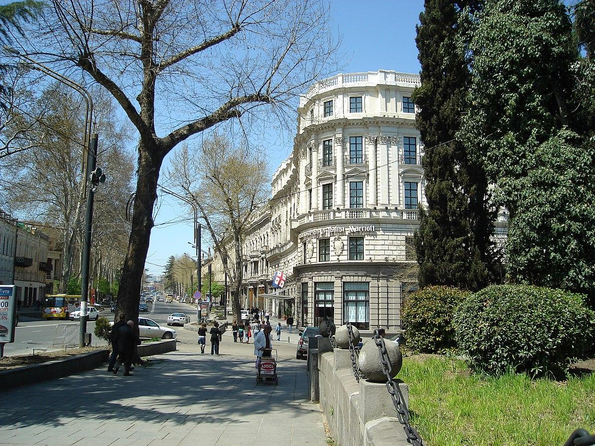 Tbilisi Marriott Hotel Wikipedia