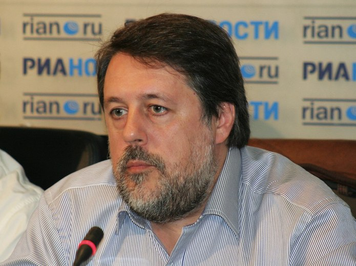 "Vitaly Mansky, director of ""Putin's Witnesses."" (Source: Wikimedia Commons)"