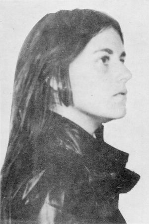 FBI most wanted poster for Bernadine Dohrn