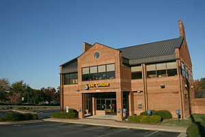 RBC Bank branch at 3732 North Roxboro Street i...