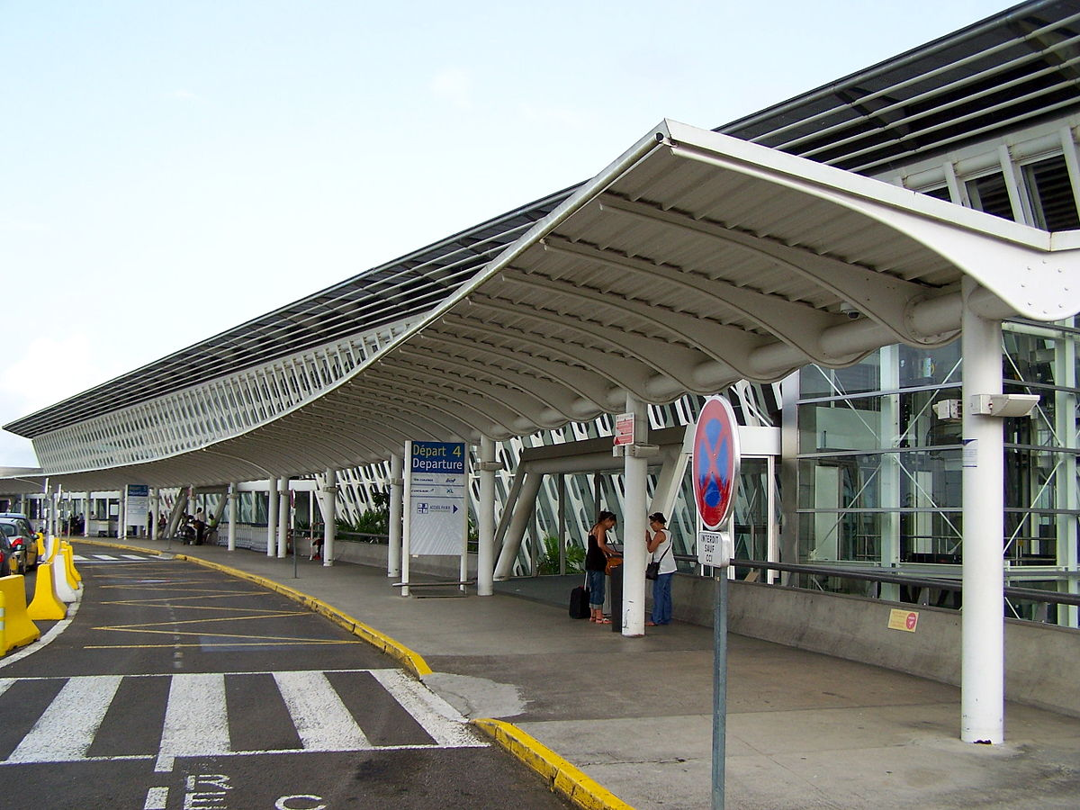 Pointe Pitre International Airport Wikipedia