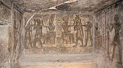 Templo de Ramsés II.Abu Simbel.
