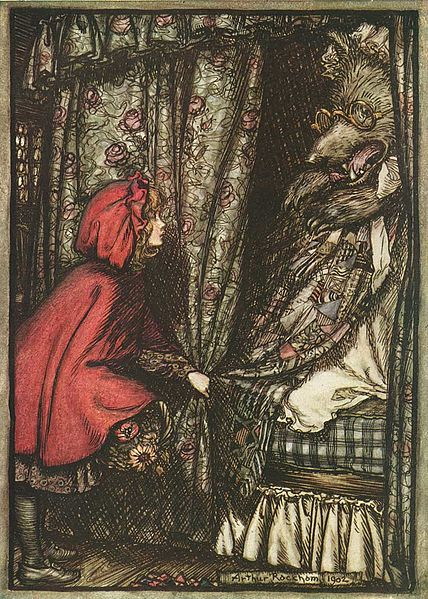 File:Arthur Rackham Little Red Riding Hood.jpg