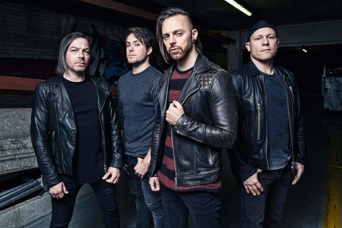Bullet For My Valentine Wikipdia A Enciclopdia Livre