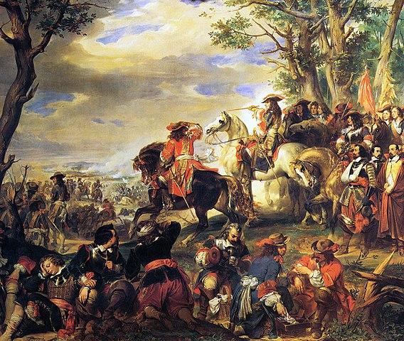 FileBataille De La Marsaille 4 Octobre 1693jpeg