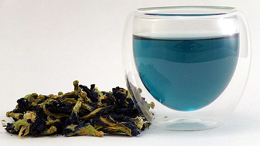 Blue Butterfly Pea Tea