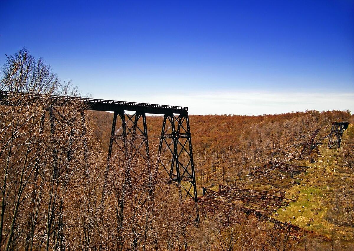 Kinzua Bridge State Park Wikipedia