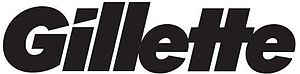 Gillette logo.