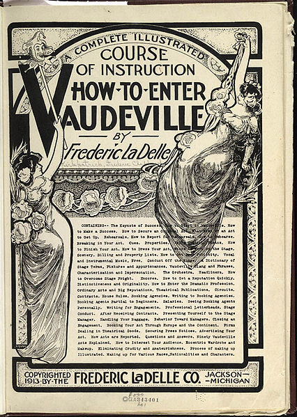 File:How to Enter Vaudeville cover.jpg