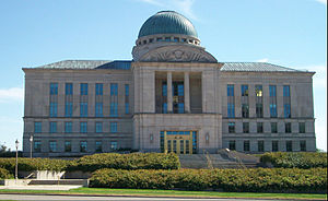English: Iowa Supreme Court in Des Moines