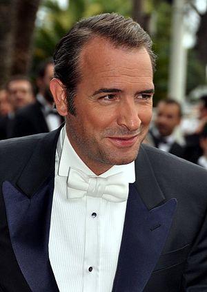 Français : Jean Dujardin au festival de Cannes