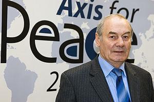 Леонид Ивашов, 2005 г.