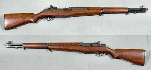 M1 Garand rifle - USA - 30-06 - Armémuseum