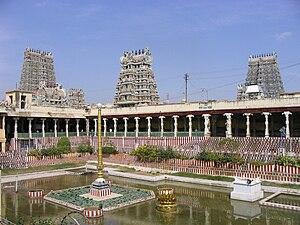 Shree Meenakshi-Sundareswar Temple, Madurai, T...