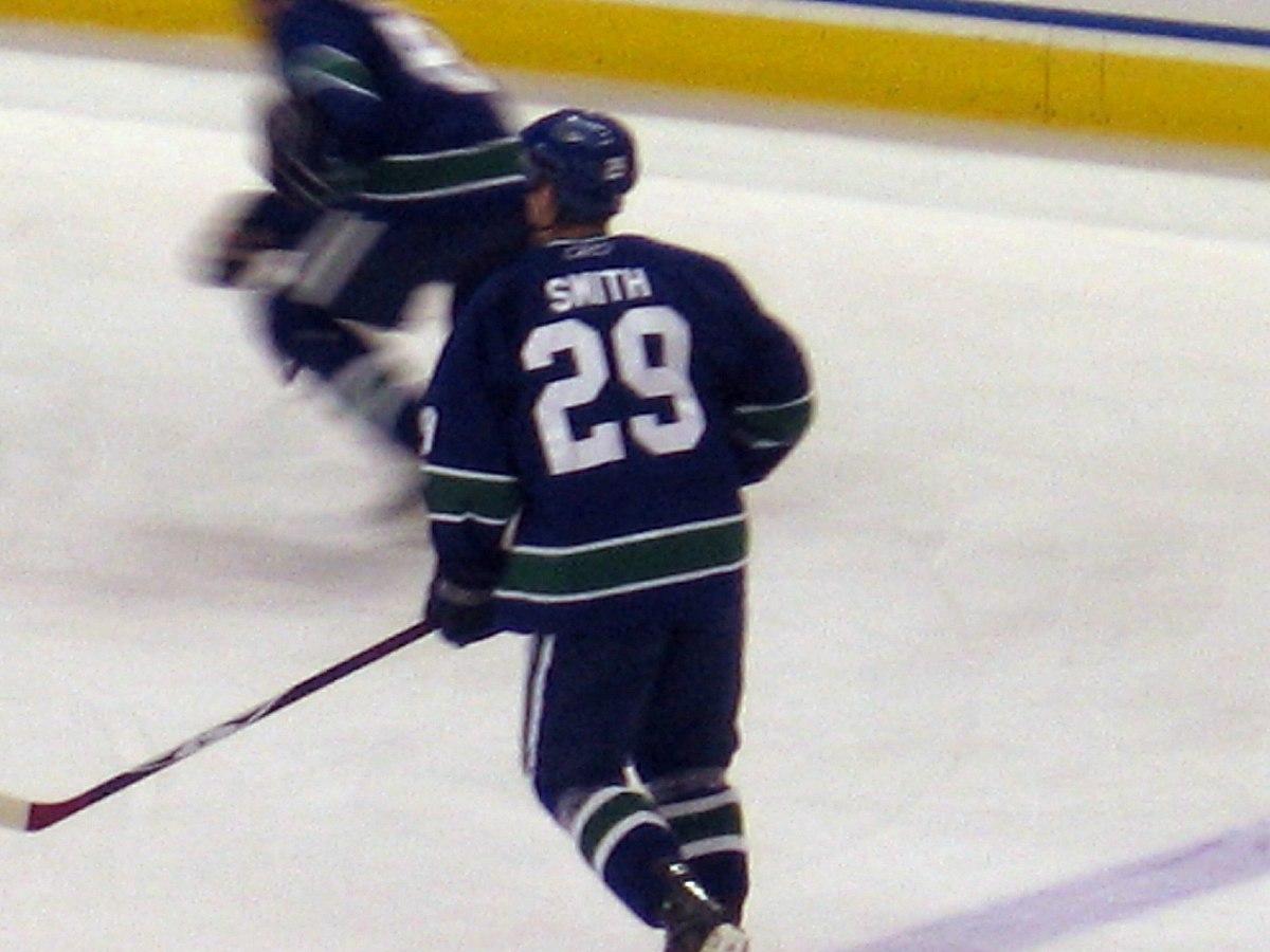 Nathan Smith Ice Hockey Wikipedia