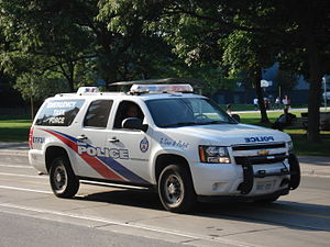 Toronto Police Service Emergency Task Force ve...