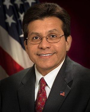 United States Attorney General Alberto Gonzale...
