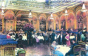 Deutsch: Ballsaal im St. Annahof, Annagasse 3a...