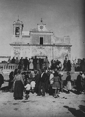 Chiesa di San Calogero a Sciacca.
