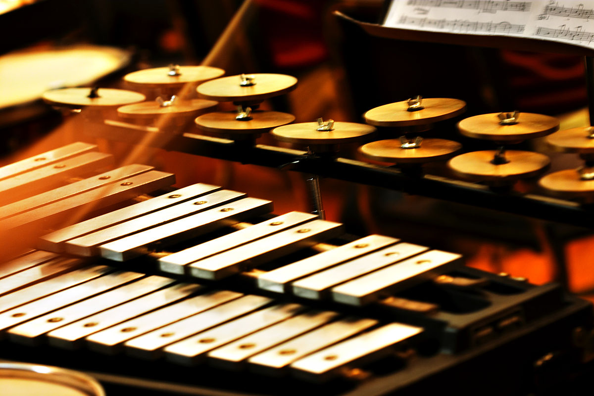 Pitched Percussion Instrument Wikipedia