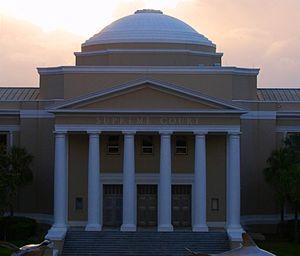 English: Florida Supreme Court Building