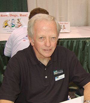 This is Hal Higdon, marathoner extraordinaire,...