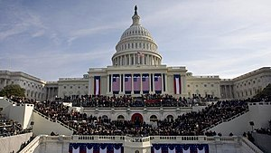 The Inauguration of President Barack ... Photo credit: Wikipedia