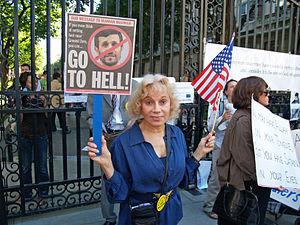 Mahmoud Ahmadinejad at Columbia