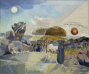 Paul Nash, Landscape of the Vernal Equinox