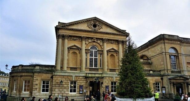 Roman Baths - www.joyofmuseums.com - Roman Baths (Bath) External