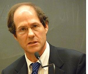 English: Cass Sunstein Speaking at Harvard Law...